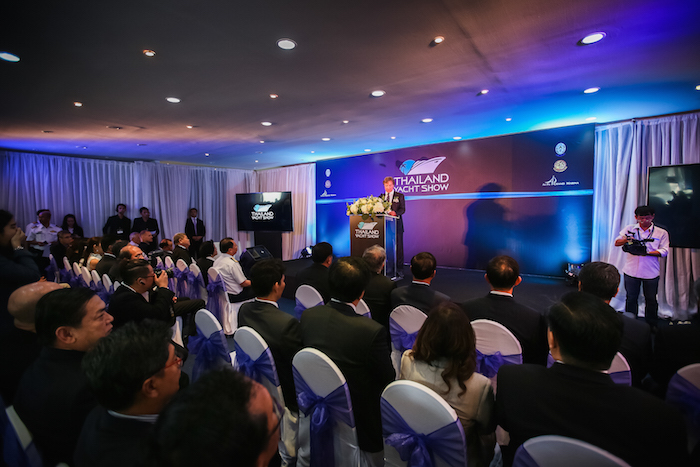 Thailand Super Yacht Show Press Conference-344